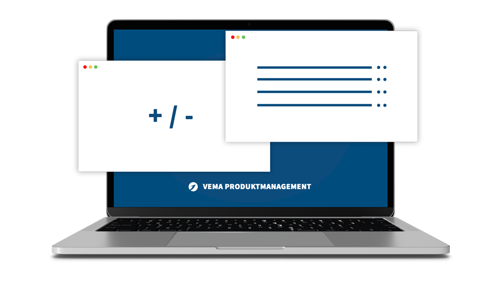 VEMA Produktmanagement